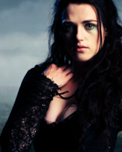 morgana in merlin bbc