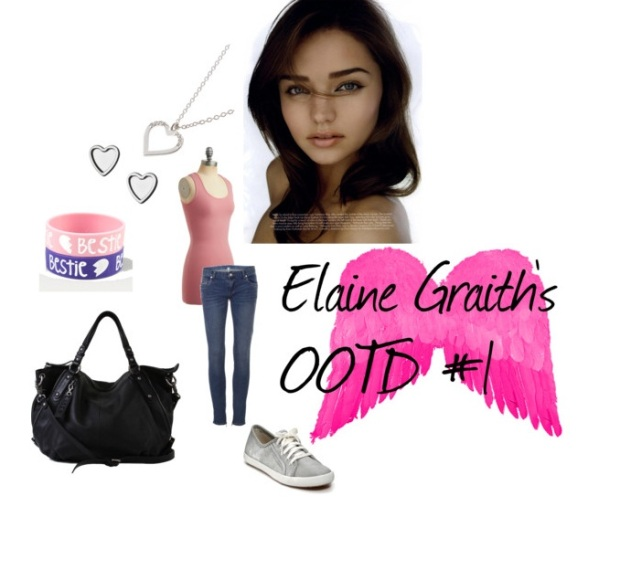 polyvore girl outfit