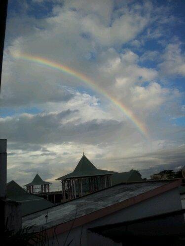 rainbow mauritius