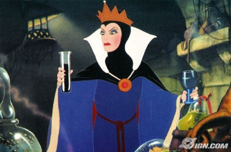 snow white stepmother disney