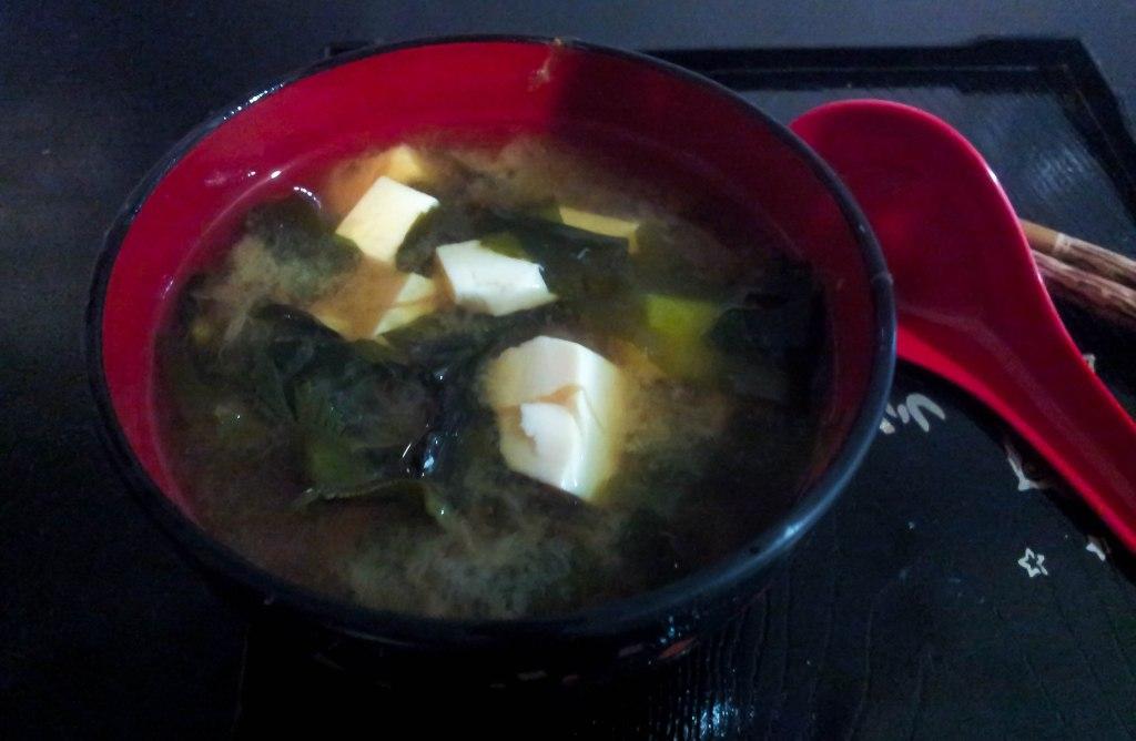 miso soup homemade