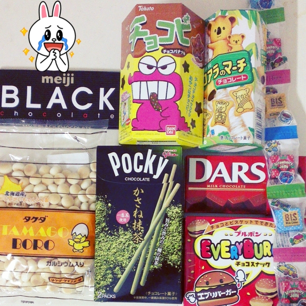japanese snacks